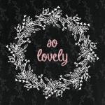 Set of Lovely Laurels
