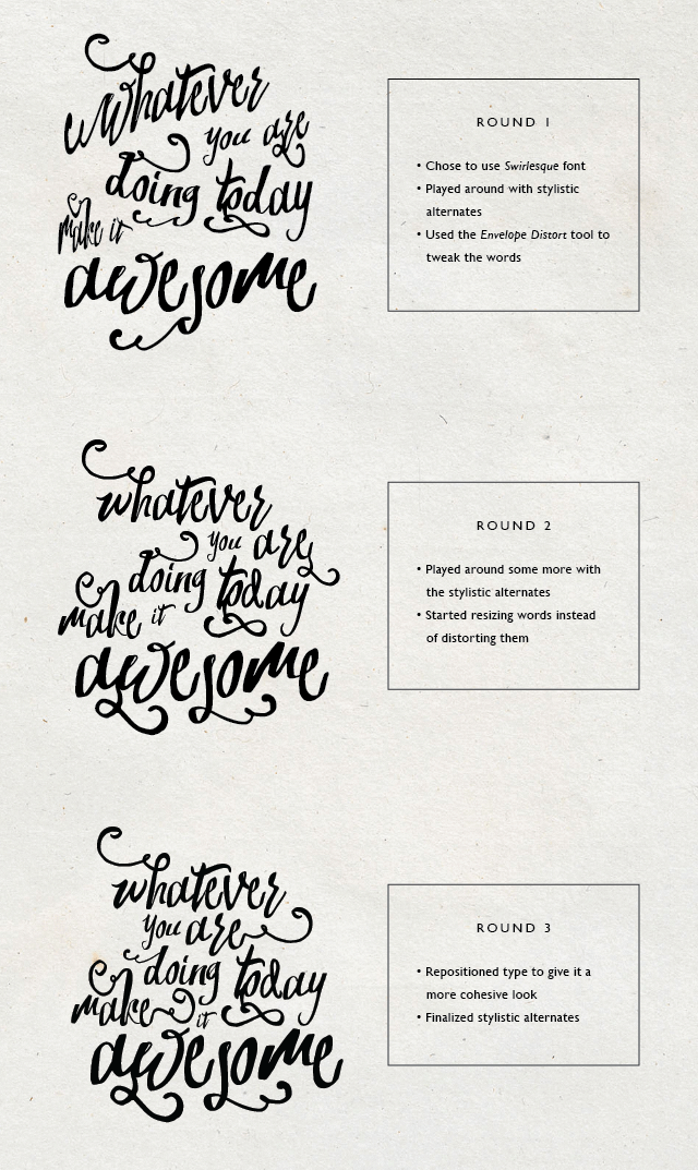 Printable Ink Quote