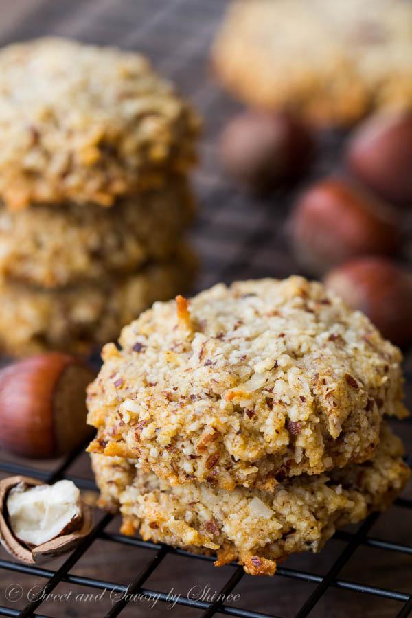 Hazelnut-Coconut-Cookies-3
