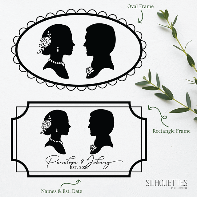 Silhouettes By Miss Mandee