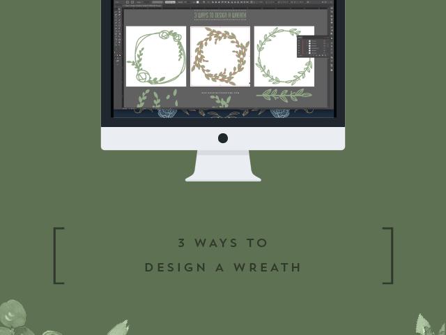 3 Ways to Design a Wreath