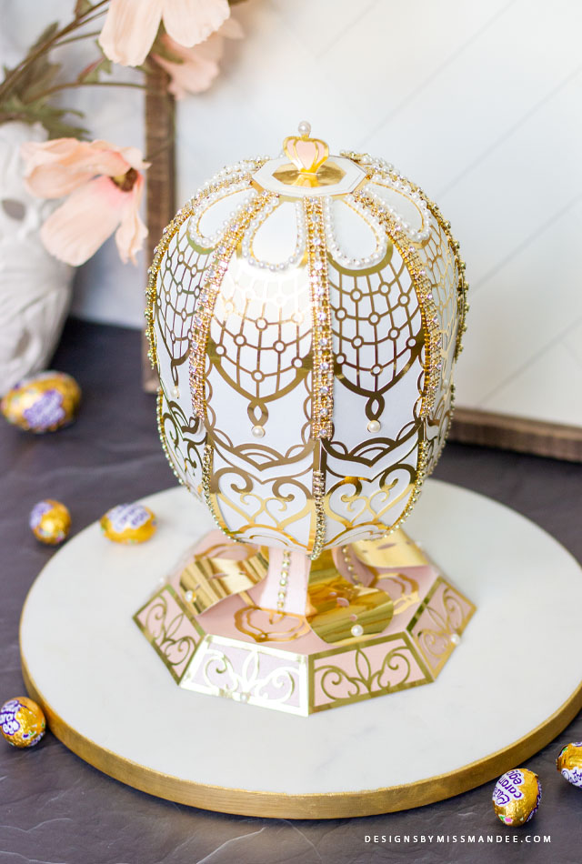Fancy 3D Egg