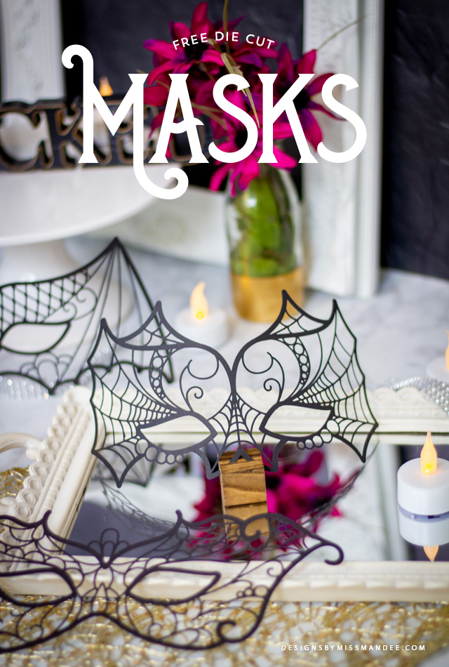 Intricate Halloween Masks
