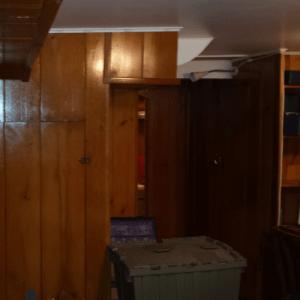 Old Wood Paneling