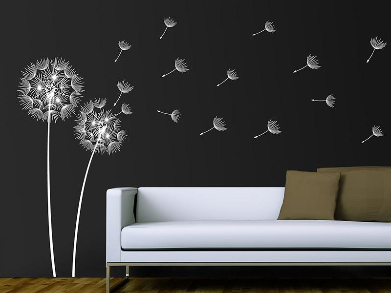 Wandtattoos Von Designscape Wandtattoo Beispiele