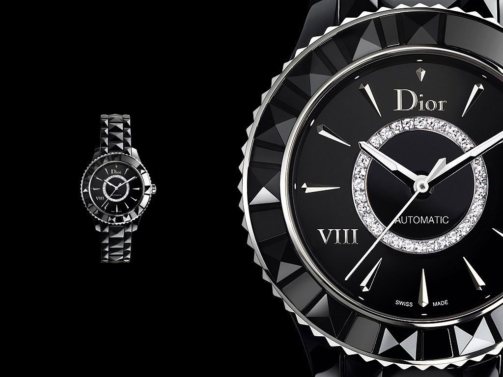 Charlize Theron For Dior VIII Timepiece