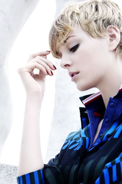 Noreen Carmody By Michael Sanders For Elle Italia
