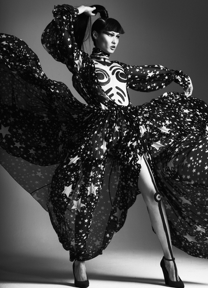 Wang Xiao By Damon Baker And Brett Bailey For Lovecat