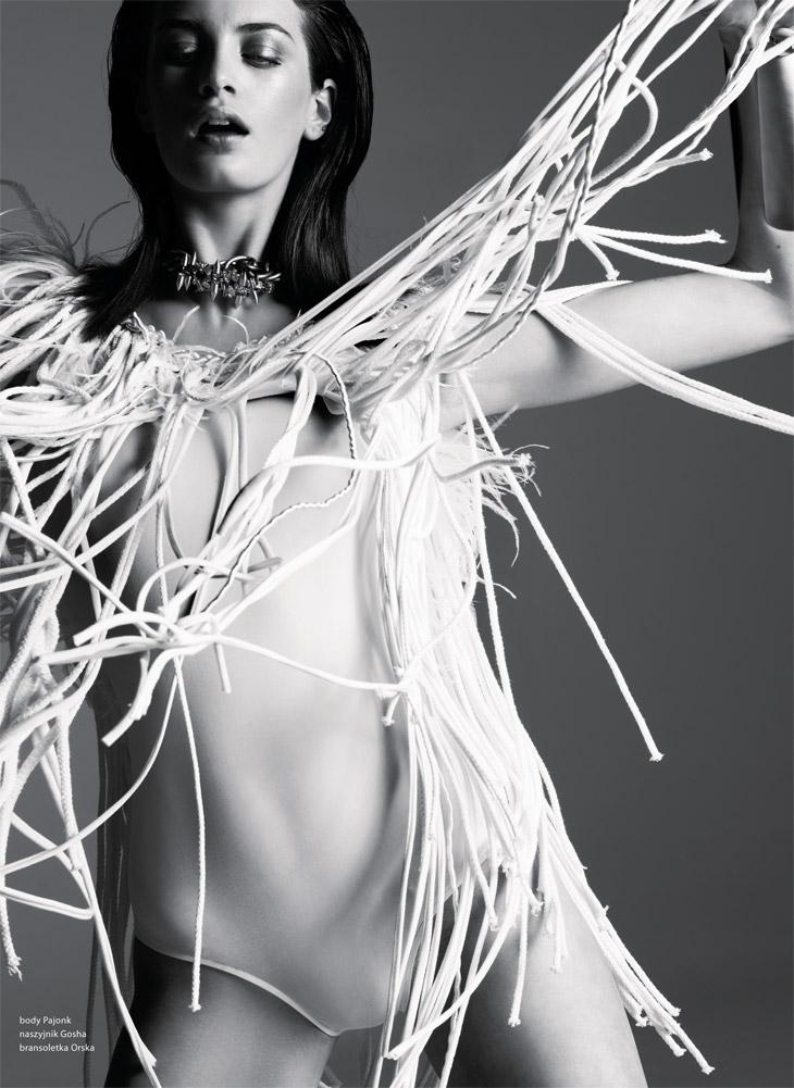 Milly Simmonds By Mateusz Stankiewicz For Fashion