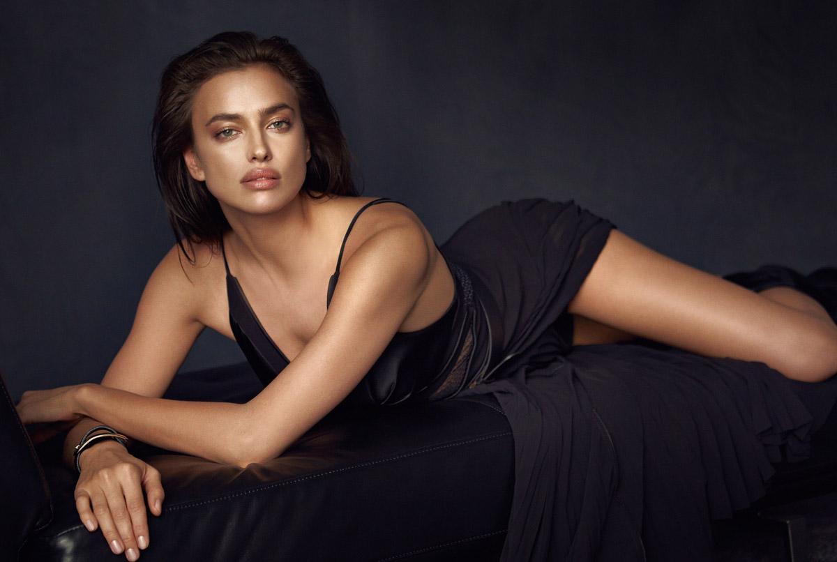 Irina Shayk Amp Sacha MBaye For Network FW15