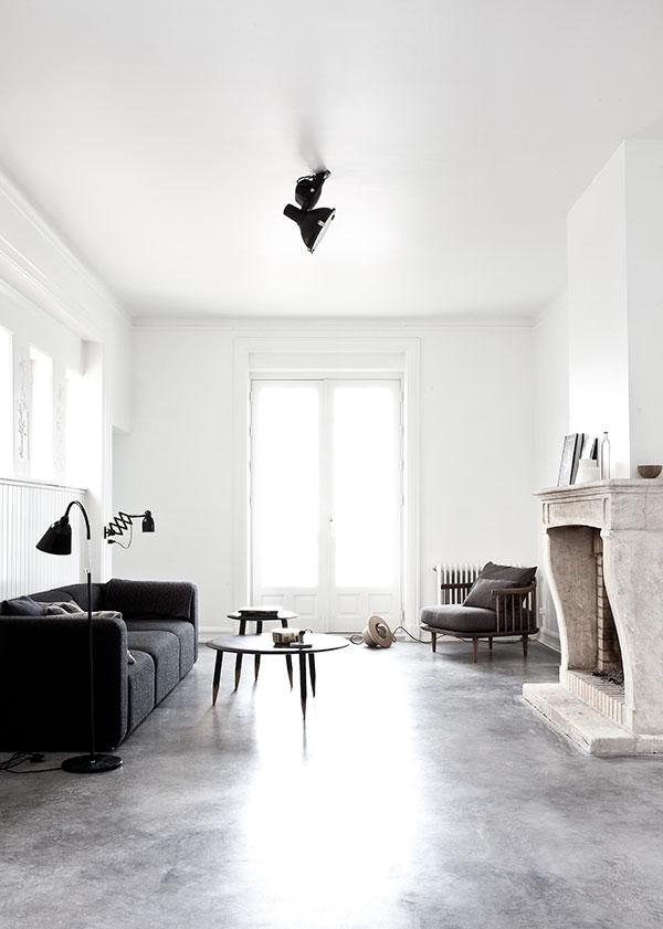 Wohnen mit naturlichen minimalismus designsetter for Designobjekte wohnen