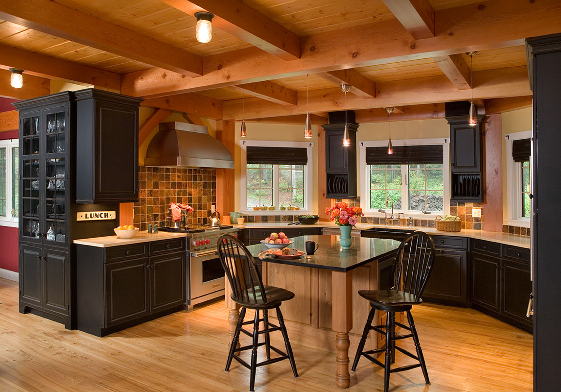 Celebrated Snowboarder S Mountain Home Designs For Living Vt