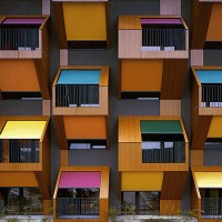 Izola Housing, Slovenia