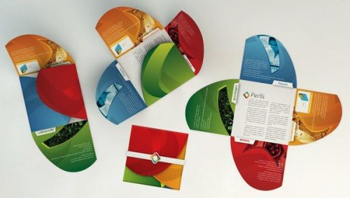 brochure design inspiration 13 500x284 50 Amazing Brochure Layout Ideas