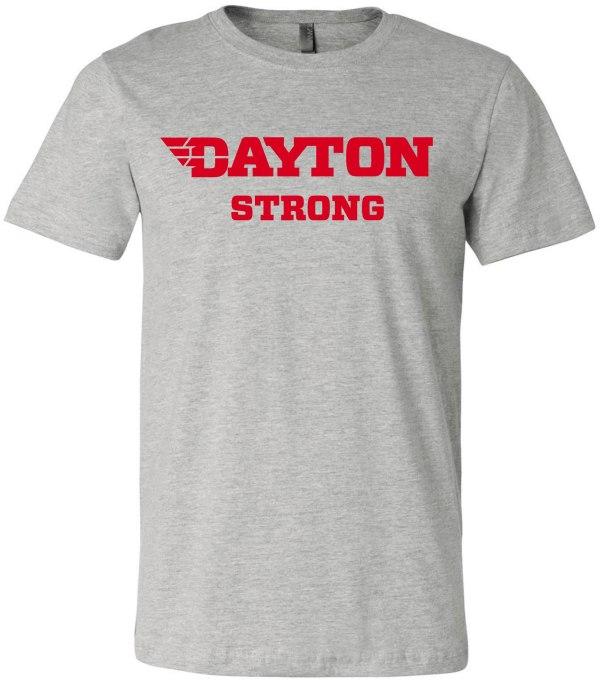 Dayton Strong Shirt Image