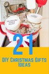 21 Simple & Memorable DIY Christmas Gifts Anyone Would Be Happy to Unwrap