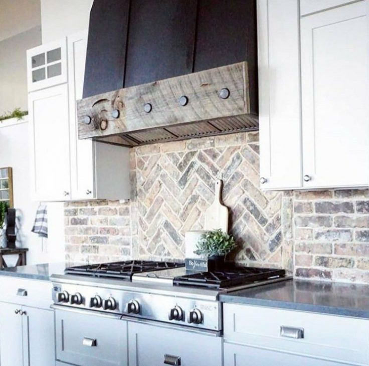 New Colonial Style Kitchen