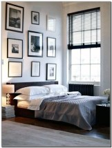 Masculine Bedrooms Apartment Decorating Interior Design for Men 08