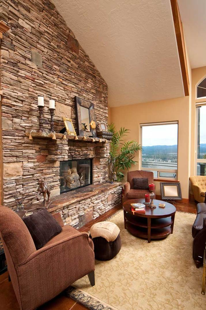 Living-room-with-brick-wall-fireplace
