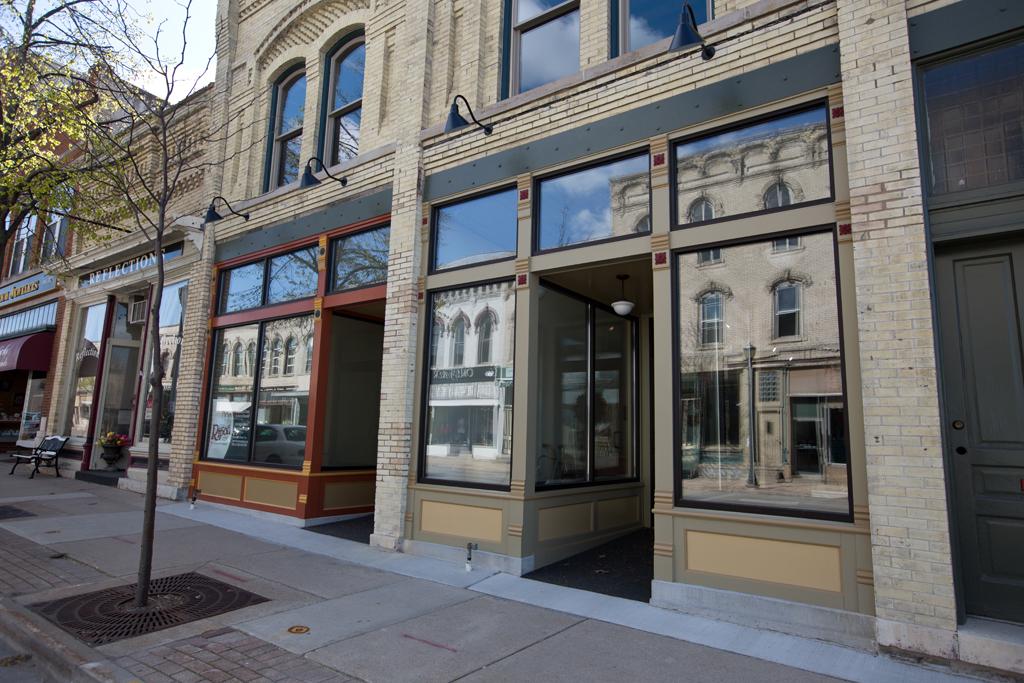 Historic Storefront Design
