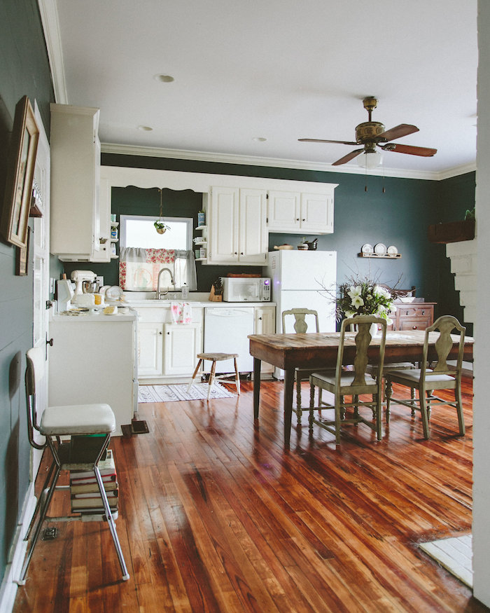 Modern Meets Rustic In A 1900s Farmhouse In Bell Buckle TN DesignSponge
