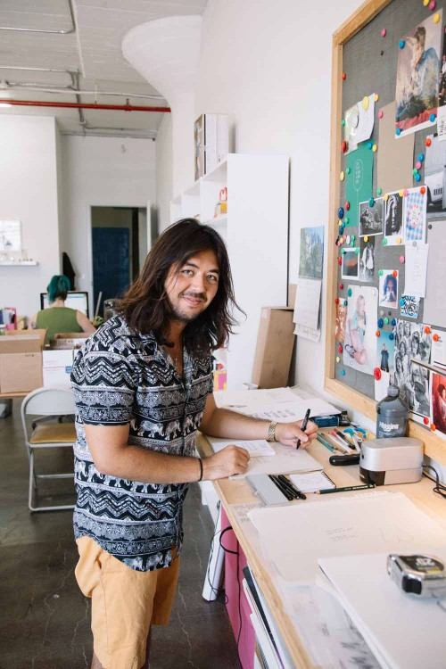 Life & Business: Ashkahn Shahparnia, on Design*Sponge