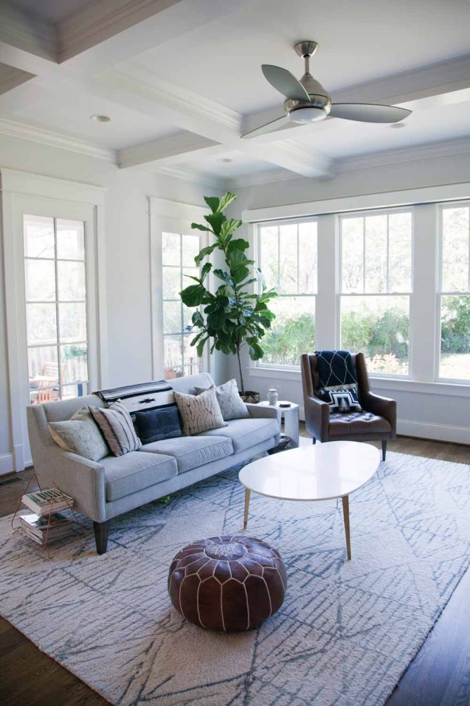 An Airy and Orderly Aesthetic in Nashville