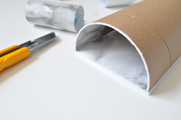 DIY Plastic Bag Holder on Design*Sponge