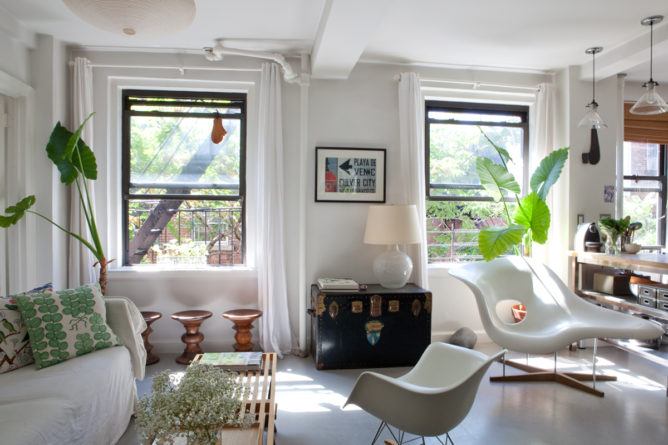 An East Village Home Where Dreams Are Stored
