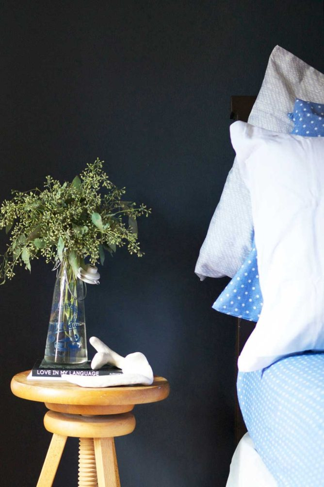 12 Pretty & Functional Ways to Style Your Bedside Table