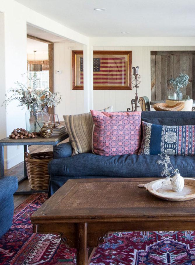 A California Fixer-Upper Gets a Touch of Farmhouse Style
