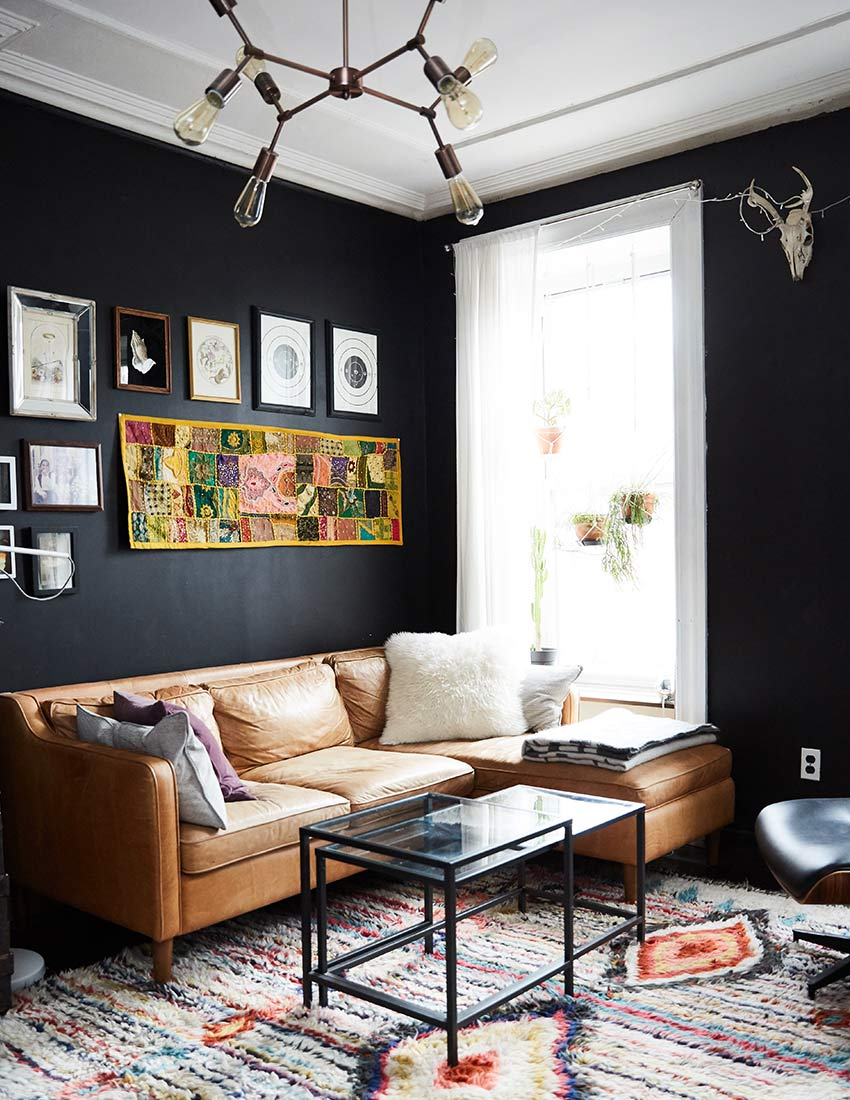 Storied Finds Enrich a Bed-Stuy, Brooklyn Duplex, Design*Sponge