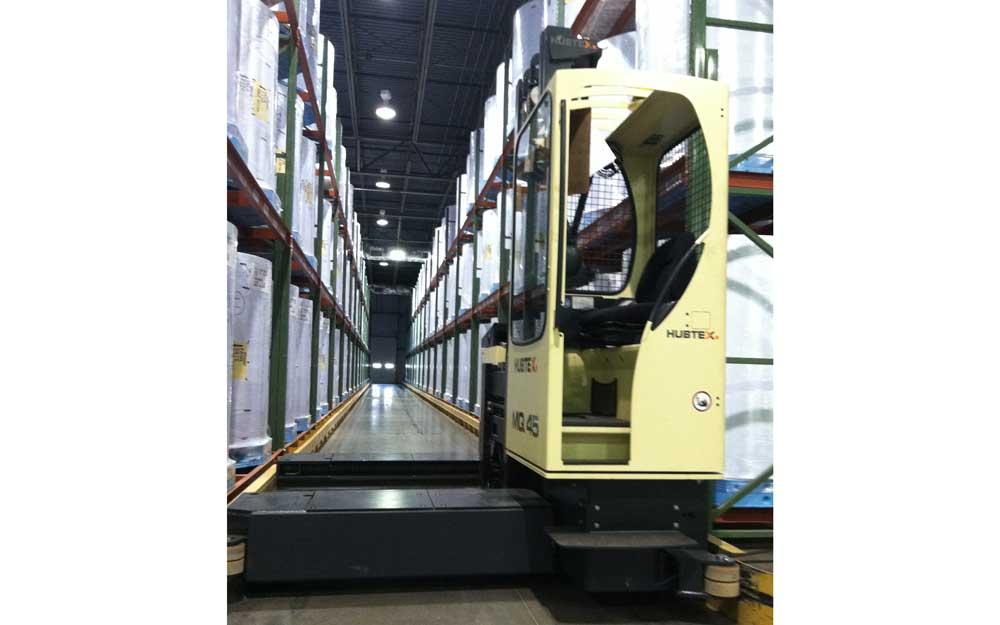 ... Vertical Paper Storage; Pressure Sensitive Materials