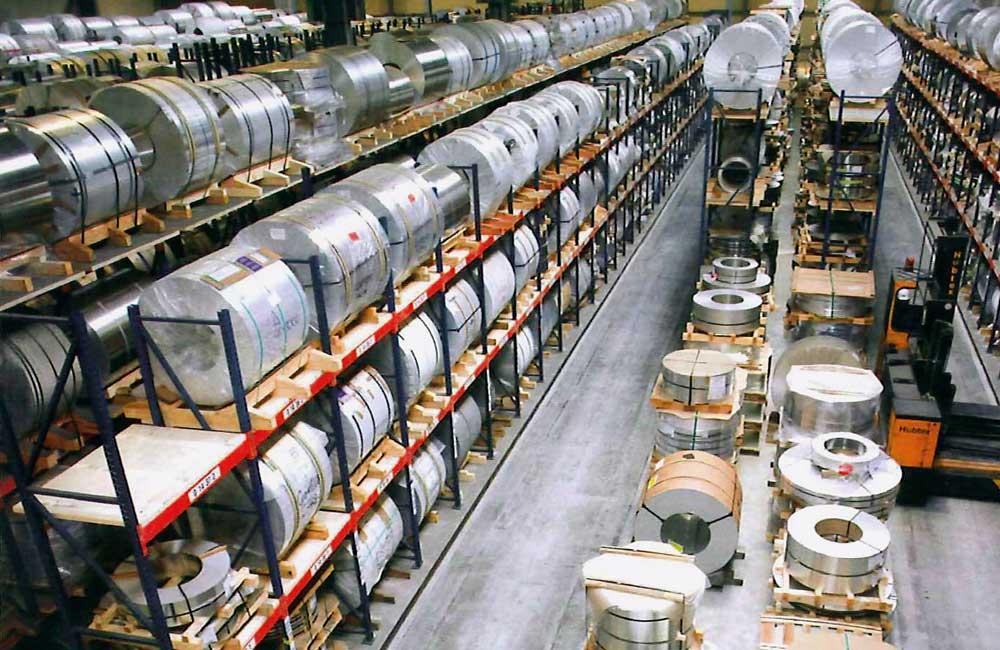 Racking Systems Design Storage Amp Handling