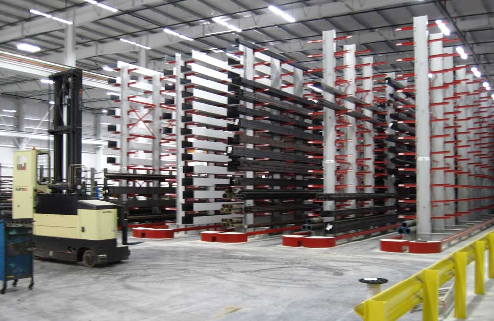 Racking Systems And Warehouse Design Cantilever