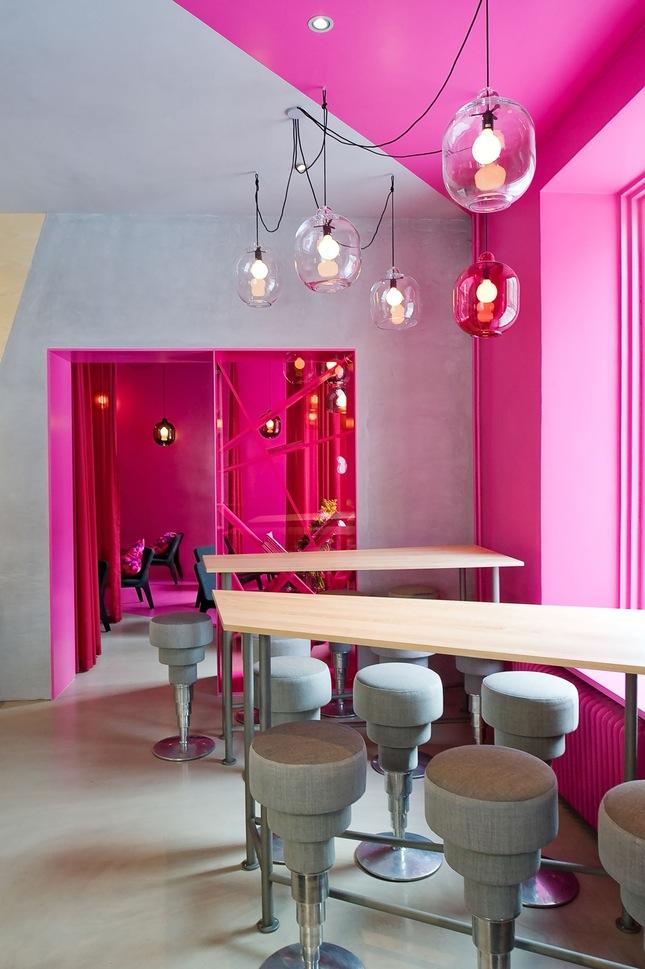 Cafe Foam by Note Design Studio