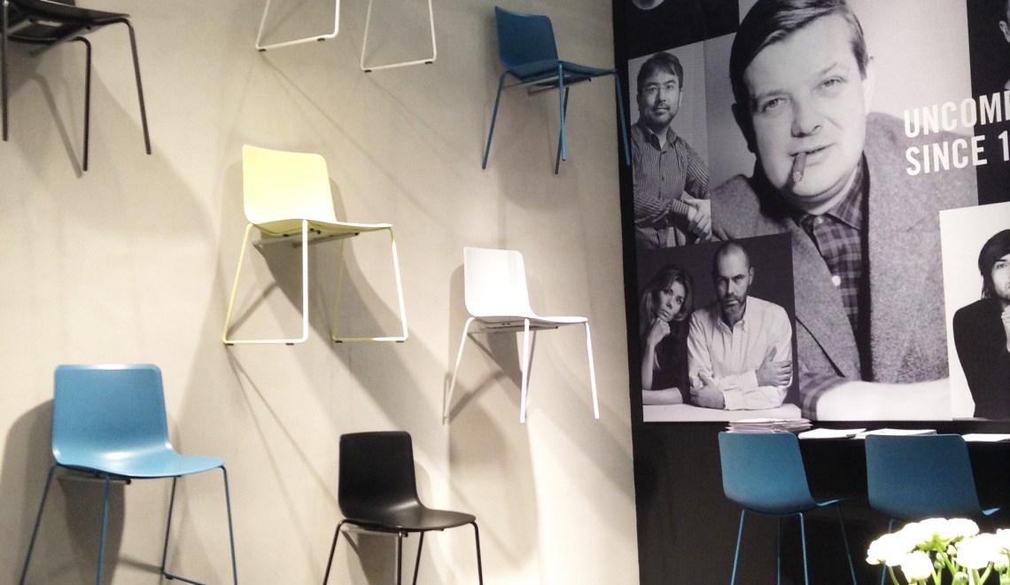 Stockholm Furniture Fair: Chairs
