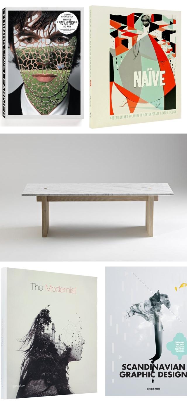Books On Coffee Table No.8 | Design Studio 210