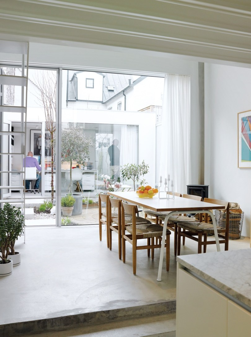 The Townhouse - Dwell | Design Studio 210