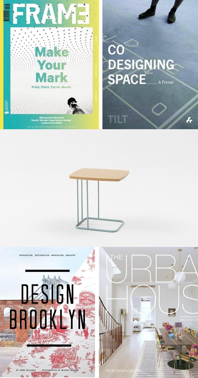 Books On Coffee Table | Design Studio 210