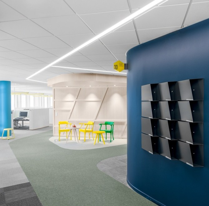 Creative Office: ATG by Note Design Studio