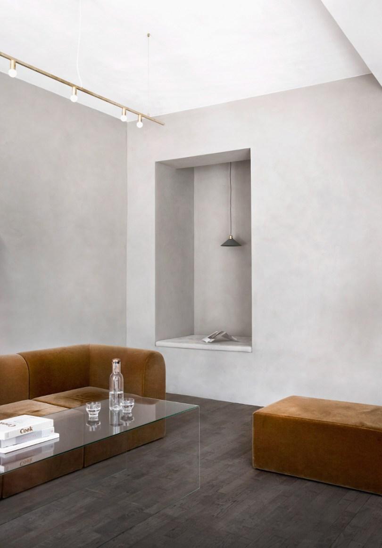 Kinfolk office design living room