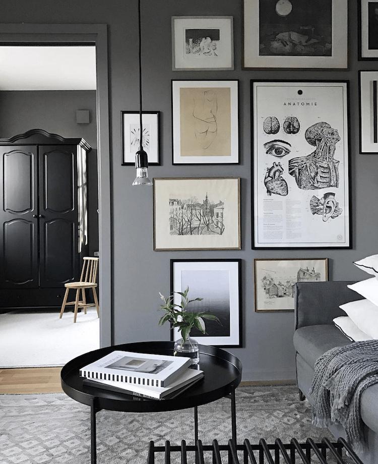 Swedish Interior apartment