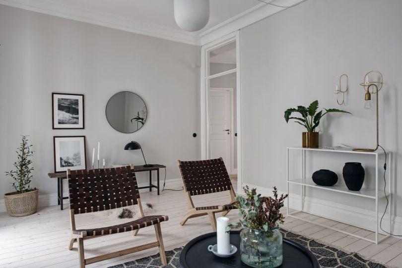 Organized interior