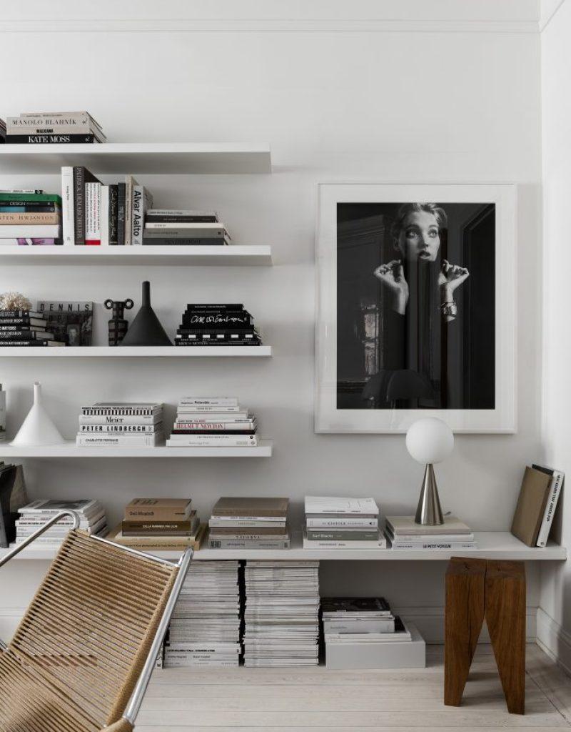 Therese Sennerholt's apartment