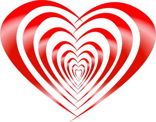 Download 10 Free Vector Lover Heart for Valentine Day | Design Swan