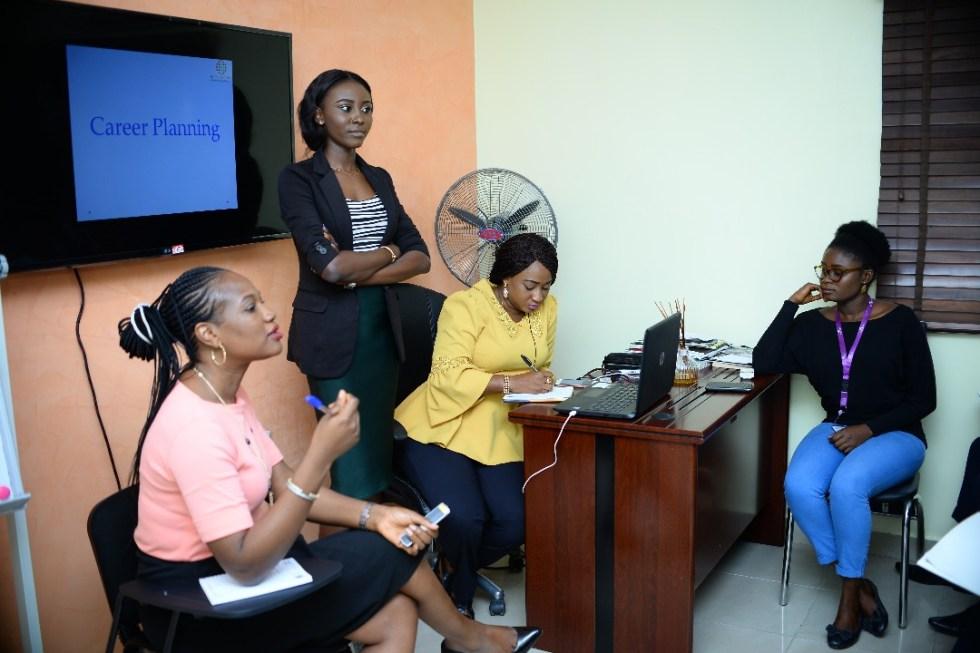 Interior design school in Lagos