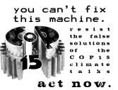 Resist the COP15's False Solutions