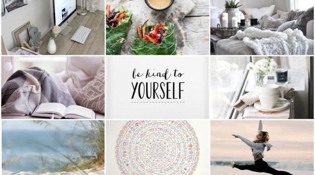 Self-Love Self-Care Calendar 2018