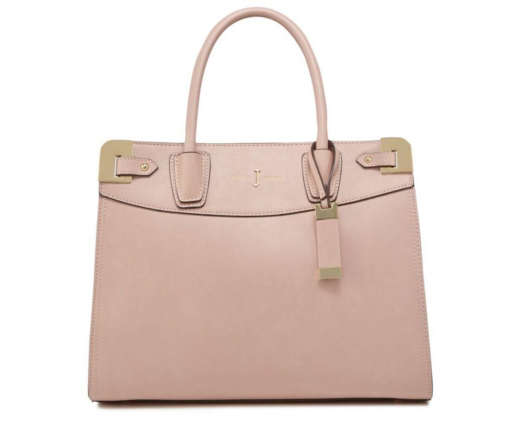 Pink large grab bag by Jasper Conran